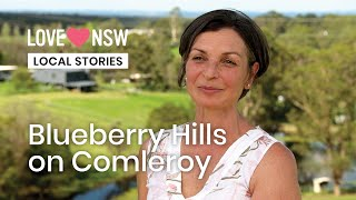 Explore the Hawkesbury in NSW Ruth Schembri from Blueberry Hills on Comleroy