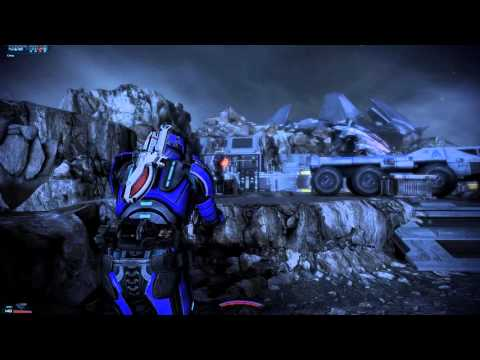 Mass Effect 3 multiplayer map: Firebase Condor, , Smarteck HD mod, 4K 60fps