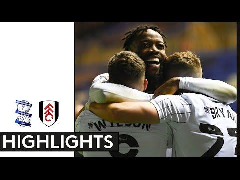 Birmingham Fulham Goals And Highlights
