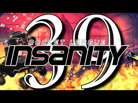 ROCKET LEAGUE INSANITY 39 ! (BEST GOALS, INSANE PREFLIPS, RESETS, 200+ CLIPS)