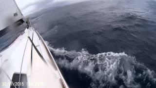 Yunuslarla Kış Gezisi 2015 - Boğaziçi Üniversitesi Yelken Takımı Kış Gezisi (Marmaris)