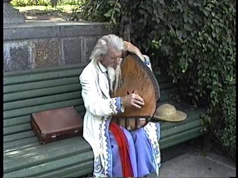 Кобзар Олексій Чуприна • Kobzar Oleksij Chupryna (1990)