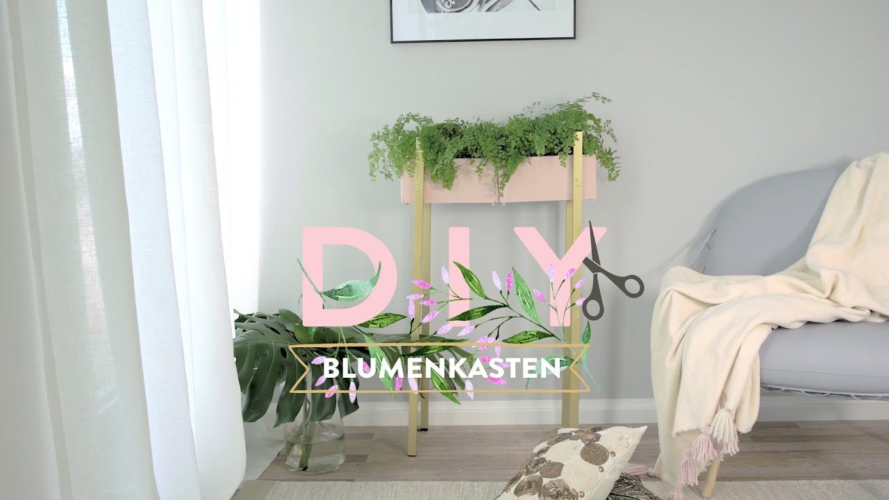 Blumenkasten Westwing Diy Tipps Youtube