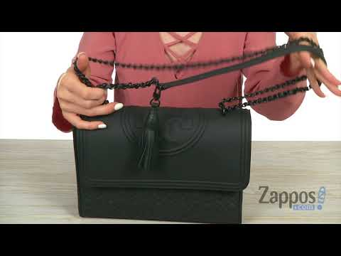 afe33055ab9d Tory Burch Fleming Matte Convertible Shoulder Bag SKU  9055582