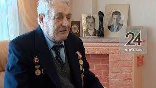 Мечта солдата. Ветеран ВОВ Николай Куликов (Эфир - 2010 год)