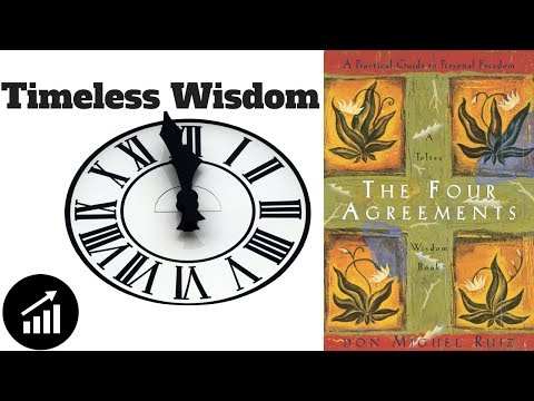 #68 - The Four Agreements: Practical Guide to Personal Freedom (Toltec Wisdom Book)