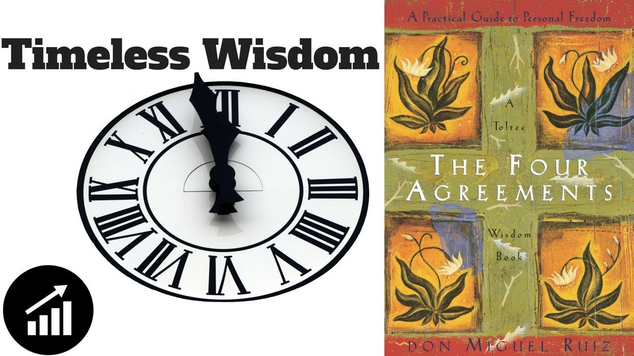 The Four Agreements By Don Miguel Ruiz Animated Book Summary Youtube