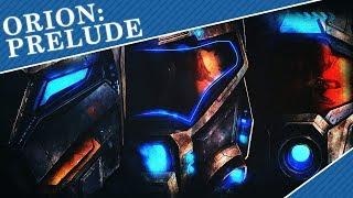 Orion: Prelude | Horda de Dinossauros + Armas Laser + Carro futurista??! | (Gameplay / PT-BR)