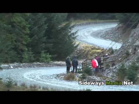 MID WALES STAGES 2014.
