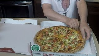 DO BUY Papa Johns Bacon Cheeseburger Pizza Review