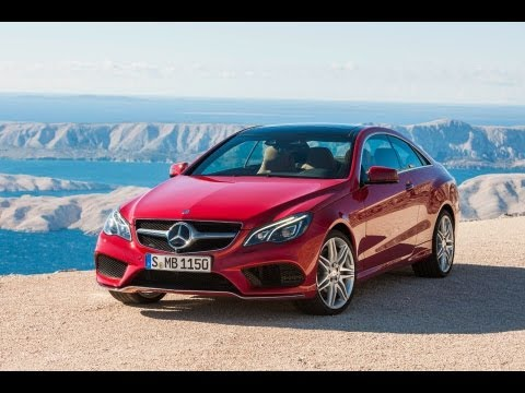 2014 mercedes e500 coupe amg sport package youtube for Mercedes benz e500 coupe