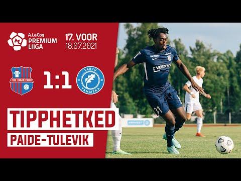 Paide Linnameeskond Tammeka Tartu Goals And Highlights