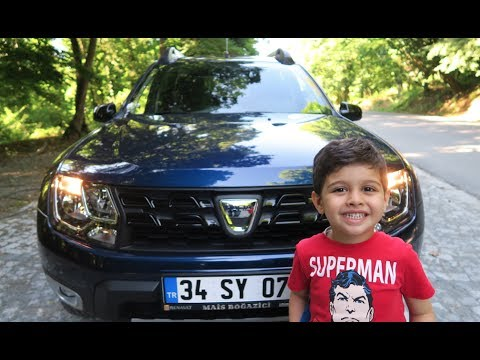 Dacia Duster Otomatik 2017 Baba Ogul Test