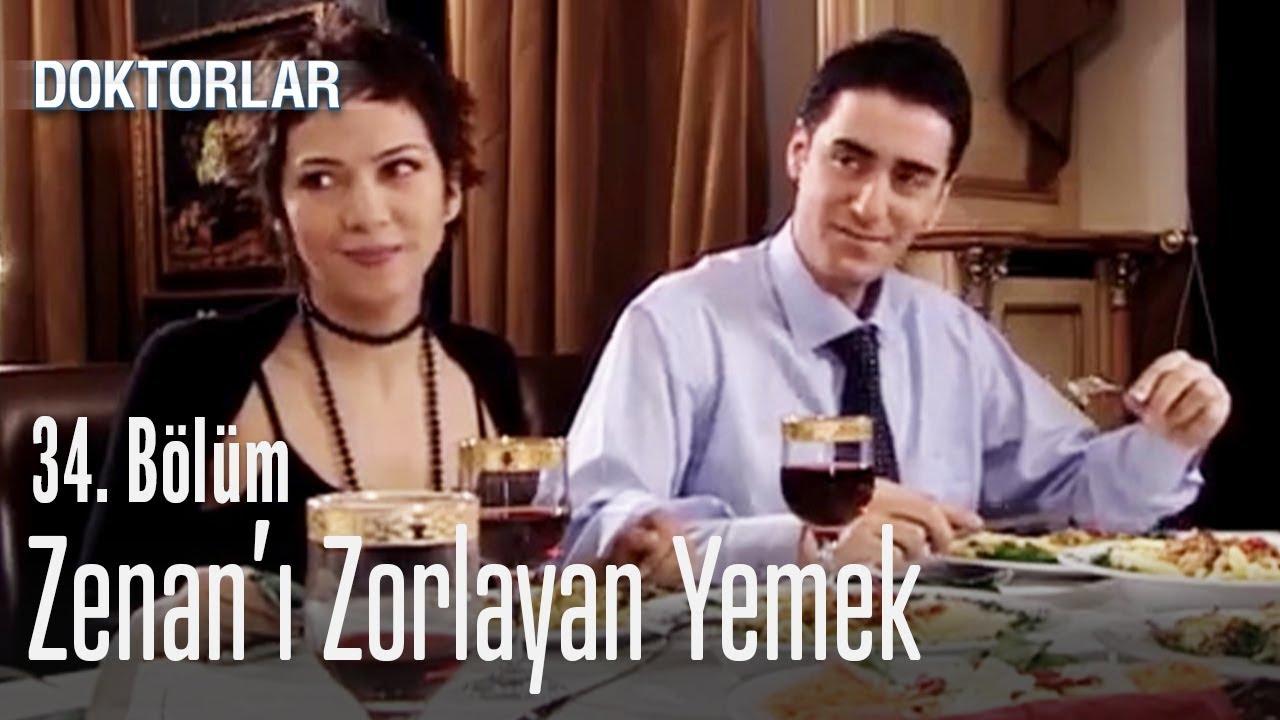Zenan, Suatlarda yemeğe davet edildi - Doktorlar 34. Bölüm
