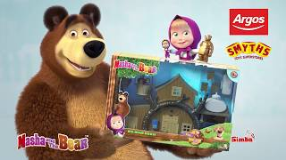 ماشا والدب بيت الدب الكبير