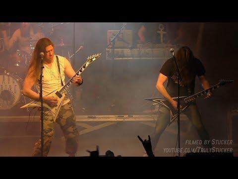 Kalmah - Bitter Metallic Side (Live in Helsinki, Finland, 28.04.2018) FULL HD