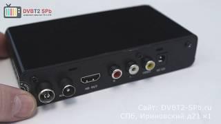 Selenga HD80 - огляд ресивера DVB-T2