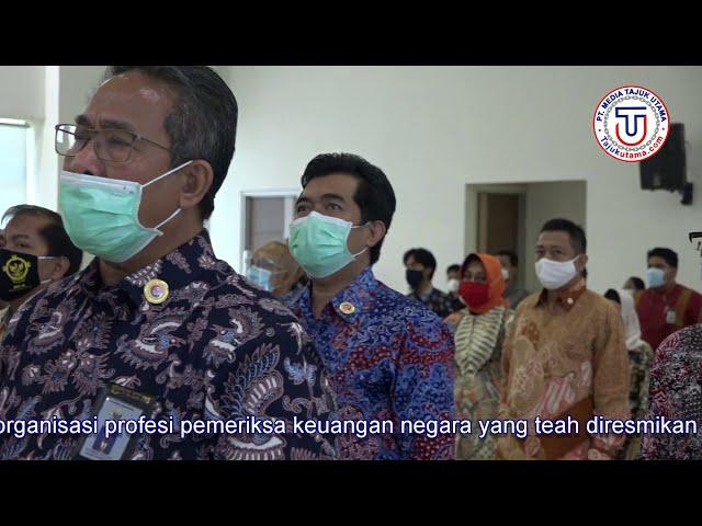 Pelantikan Pengurus Institut Pemeriksaan Keuangan Negara Wilayah Sulawesi, Maluku dan Papua