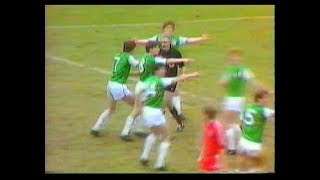 You Think Officials Are Bad Now. Hibs V Aberdeen 1985