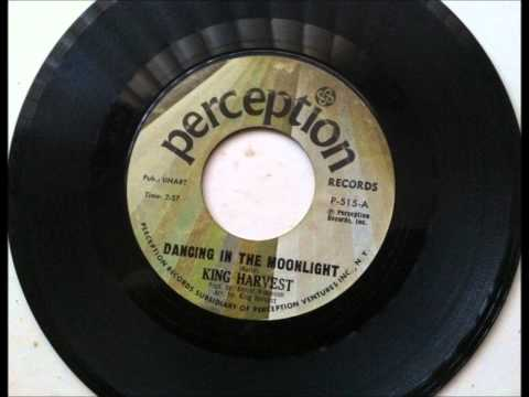 Dancing In The Moonlight , King Harvest , 1972 Vinyl 45RPM