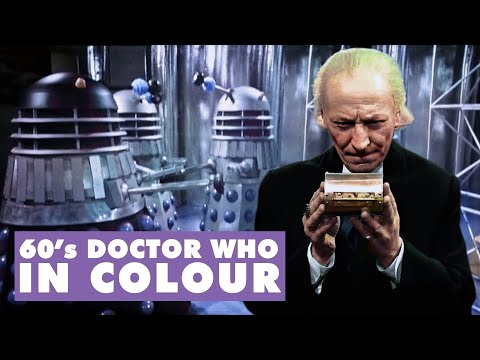 60's Doctor Who in Colour - Documentary