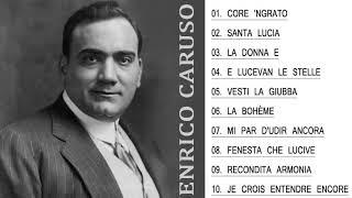 Enrico Caruso Greatest hits New Album 2018