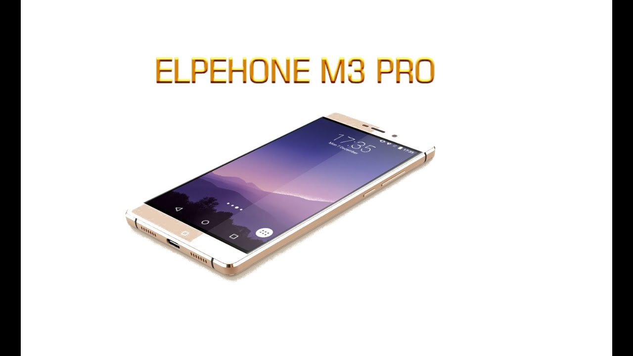 elephone m3 pro android marshmallow 6 0 smartphone youtube. Black Bedroom Furniture Sets. Home Design Ideas