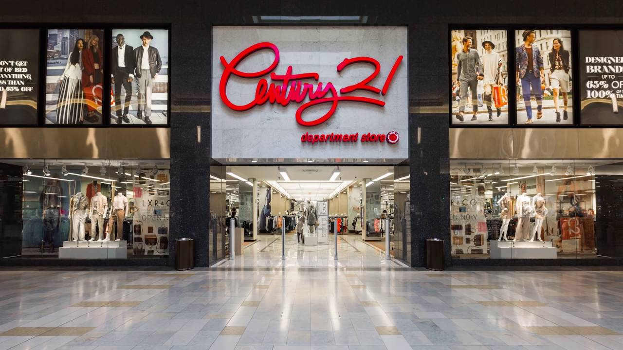 Century 21 is one of the biggest department stores you will be in. Literally it takes up a whole block. Plus it has all the floors. Each crowded.6/10(K).