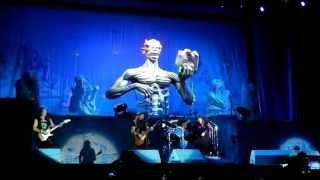 Iron Maiden - Maiden England Tour 2013 Curitiba PR