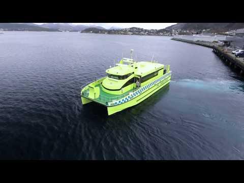 Maritime Partner Ambulansebåten Rosedoktoren