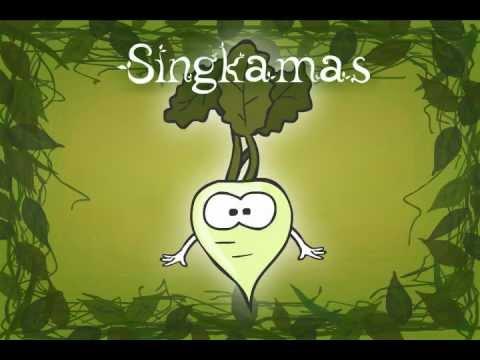 Bahay Kubo Animated Philippine Folk Song (Awiting Pambata) with Lyrics