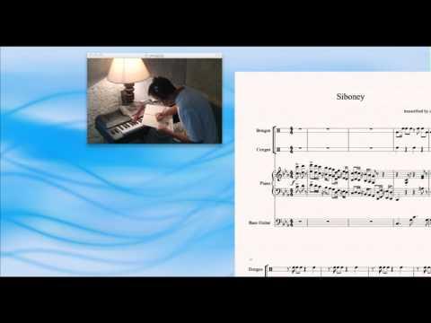 Siboney, Ruben Gonzalez, Sibelius sheet music, Introducing Ruben Gonzalez
