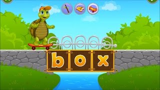 Learn How to Ręad Word | Reading Game for Kids | Phonic Letter Sound