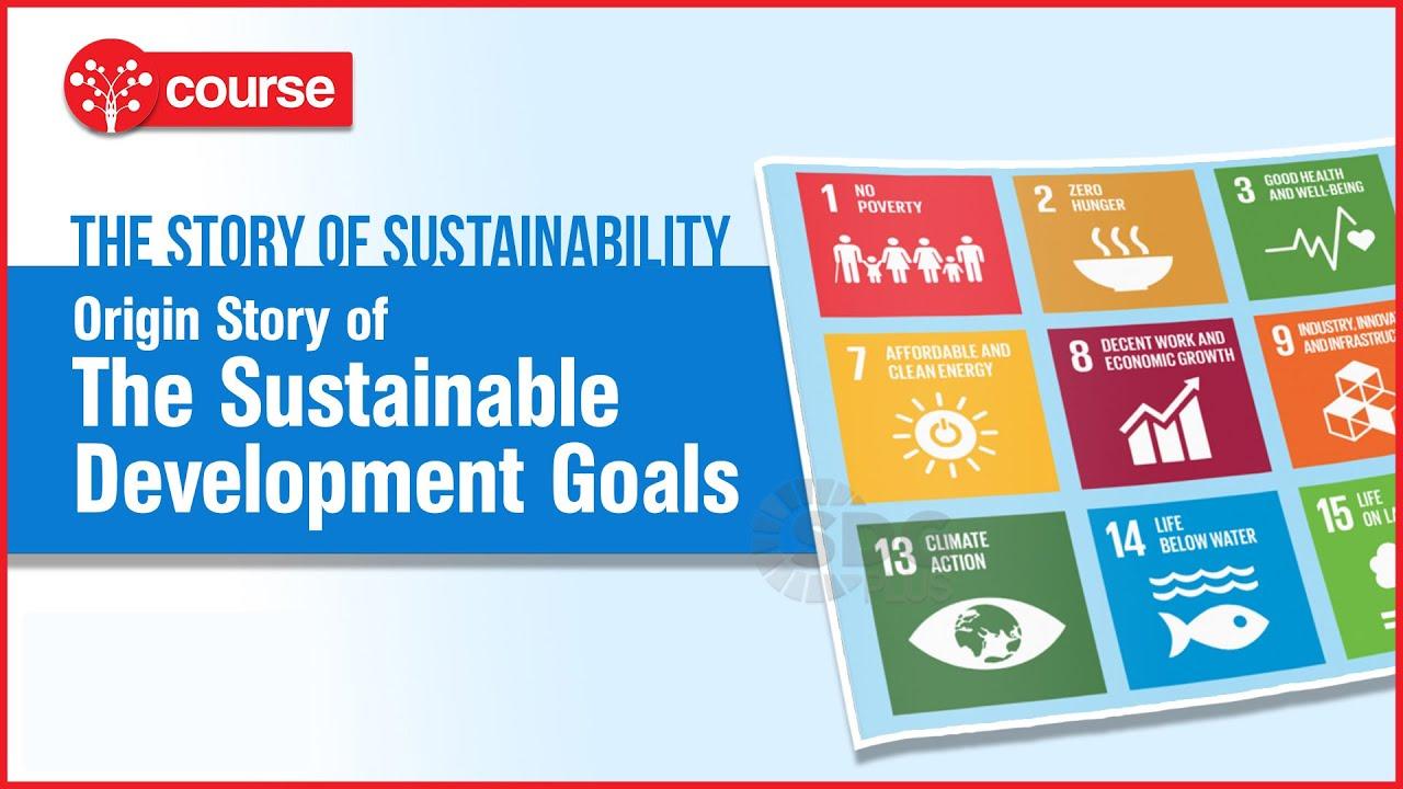 Episode 4: Origin Story of Sustainable Development Goals | Origin of SDGs | SDG Plus