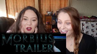 Morbius Official Teaser Traİler Reaction