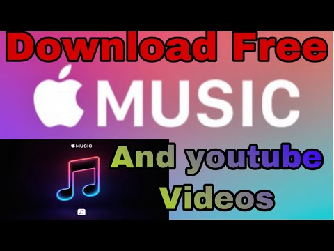 How to download free music on iphone🔥🔥🔥|| how to download youtube videos on iphone ||