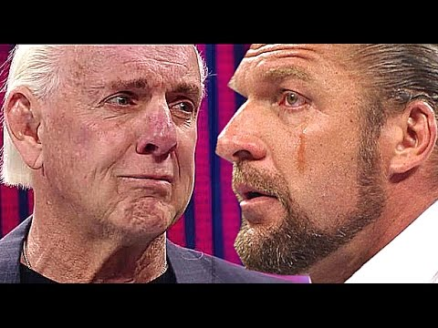 5 Reasons Triple H Is Scared About Ric Flair's Health