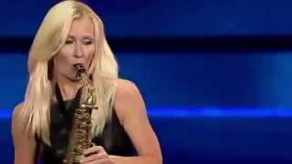 SAKSOFONISTKA - Areta Chmiel - Stand by me ( Eric Marienthal...