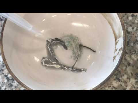 Magnesium Oxide Reaction With Water