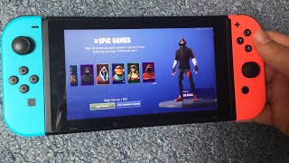 [SWITCH] I'm DEBLOQUE ALL THE SKINS, DANSES and PIOCHES of FORTNITE...? (Explanations - VoDkaRoz77)