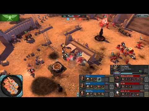 Dawn of War II: Retribution - Faction War: Chaos vs. Space Marine