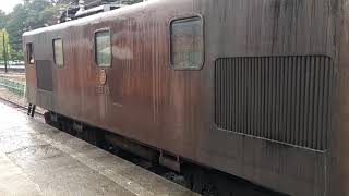 大井川鐵道 井川線車両の回送