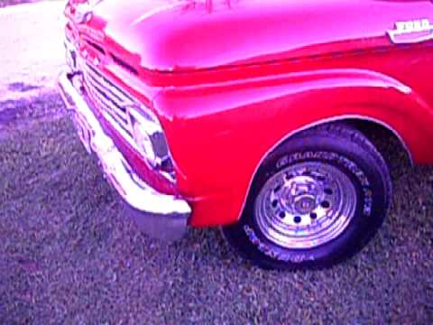 Ford F100 63 Youtube