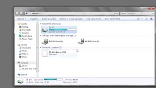 How to Replace Missing Drive Icons on My Computer : Computer Solutions