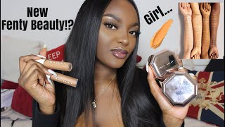 NEW FENTY BEAUTY REVIEW! HAS SHE DONE IT AGAIN!?