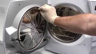 W&H Lina Autoclave How to change the Door Seal