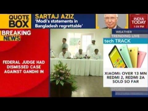 US Court To Hear Case Against Sonia Gandhi In 1984 Riots