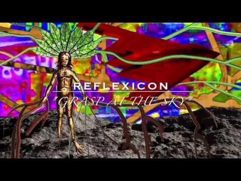 "REFLEXICON ""Grasp At The Sky"" lyric video 2018"
