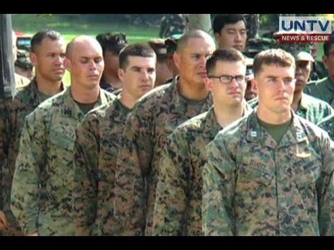 U.S. troops na nasa Mindanao region, nais paalisin ni Pang. Duterte