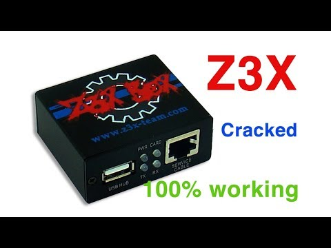 Z3X Samsung Tools Pro Cracked 100% Working 2019